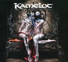 Poetry for the Poisoned [CD/DVD] [Digipak] KAMELOT ( FREE SHIPPING)