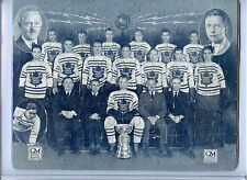 """1931-32 Toronto MAPLE LEAFS Stanley Cup Champs PUZZLE -Complete/Box """"RARE"""""""
