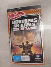 Brothers in arms D Day PSP
