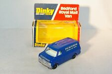 DINKY TOYS 410 BEDFORD AA VAN PICKFORDS REMOVERS MINT BOXED RARE SELTEN JOHN GAY
