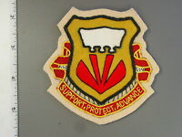 U S  Army 47th AntiAircraft Artillery Bn hand sewn patch, brand new never issued