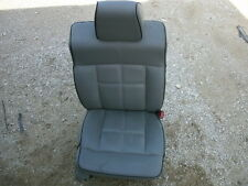 06 Lincoln Mark LT gray leather right front seat
