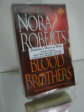 BLOOD (7) SEVEN BROTHERS BY NORA ROBERTS FICTION-MYSTERY TRILLER