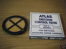 70 71 72 Buick GS GS350 GS455 GSX Pontiac GTO Ram Air Charcoal Canister Filter