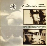 "CLIMIE FISHER love changes everything NEAR MINT DISC EM 47 uk emi 7"" PS EX/EX"