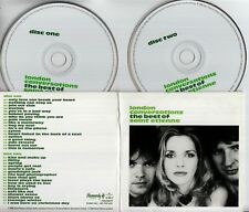 SAINT ETIENNE London Conversations Best Of UK promo 2-CD gatefold sleeve