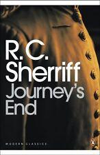 Modern Classics Journeys End (Modern Classics (Penguin)) New Paperback Book R C