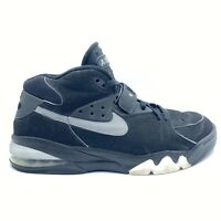 Nike Air Force Max OG Charles Barkley Black Gray 315065-001 Men's 13 - 2006