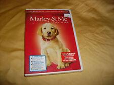 Marley & Me (DVD, 2009, 2-Disc Set, Bad Boy Edition; Canadian; Sensormatic;...