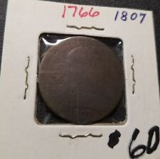 1807 Draped Bust Large Cent 1766