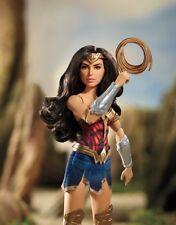 DC Comics Battel-Ready Wonder Woman Doll Toys Kids Gal Gadot