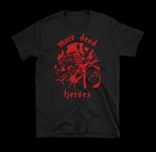 More Dead Heroes Motorhead Harley Davidson Lemmy Kilmister Shirt Men's 3X-Large