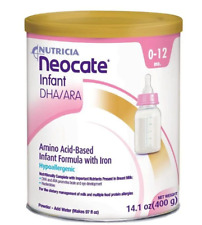 (8 cans ) - Nutricia Infant with DHA/ARA 14.1 oz/can - SEALED CASES