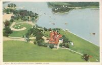 Travers Island, NEW YORK - New York Athletic Club - BIRDSEYE
