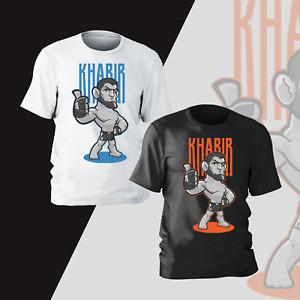 Khabib Nurmagomedov MMA UFC Mcgregor Wrestling Sambo Top Mens Kids Gift Present