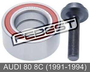 Rear Wheel Bearing Repair Kit 43X82X37 For Audi 80 8C (1991-1994)