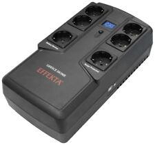 EFFEKTA Onduleur Protection péripherique Batterie Line-interactive 800VA 480W