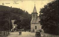 Feldpostkarte 1. WK Feldpost Hastière La Chapelle CPA 1915 S.B. Stempel Namur