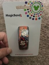 Walt Disney World Magic Band Magicband 2 Halloween Minnie Mickey Goofy Donald