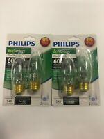 QTY-10 6 Watt E26 Blunt Tip Sylvania LED Light Bulb 78407  led6b13//bent//dim//827//