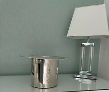 More details for silver top hat champagne cooler