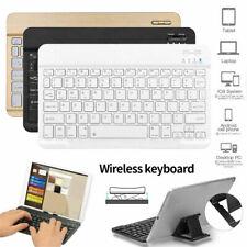 "Protable Slim Wireless Keyboard For Samsung Galaxy Tab A 7.0/8/10.1/10.5"" Tablet"