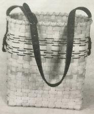 Basket Weaving Pattern Mule Skinner by Lynee Ferguson & Beth Hester