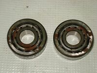 NOS SWING ARM BEARING (2) HARLEY DAVIDSON XLCH XLH SPORTSTER REPL 47521-52
