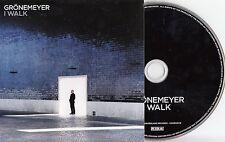 HERBERT GRONEMEYER- I Walk CD (Promo 2012) ANTHONY HEGARTY Will Ever Learn Duet