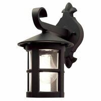 Elstead Lighting Hereford Wall Down Outdoor Lantern Light IP43