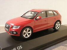 Schuco 450756001 Audi Q5 in Red 1/43rd Scale