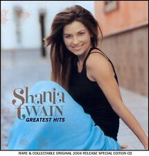 Shania Twain Very Best Essential Greatest Hits Collection CD 90's Country Music