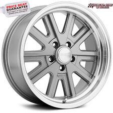 "American Racing VN527 Mag Gray Machined 15""X7 Custom Wheel Rim (One Wheel) New"