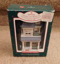 1987 HALLMARK HANDCRAFTED KEEPSAKE HOUSE ON MAIN STREET SERIES #4 ORNAMENT