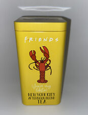 Friends You're My Lobster New York City Afternoon Blend Tea Collectible Tin