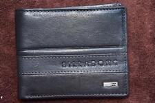 BILLABONG  PHOENIX LEATHER WALLET - Multi-Card Pocket. BLACK New.rrp$49.99