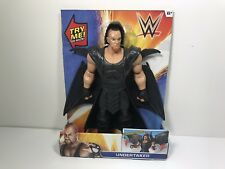 WWF WWE UNDERTAKER 12''  ACTION FIGURE  New!!