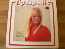 LP RECORD VINYL PIN-UP GIRL TIP TOP HITS SOMERSET 724