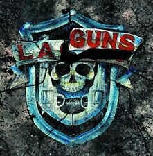 L.A. GUNS CD - THE MISSING PEACE (2017) - NEW UNOPENED - ROCK - FRONTIERS