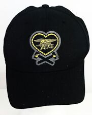 OPERATION 300 TACTICAL MILITARY HAT CAP BLACK PATCH GUN WINGS ONE-SIZE SNAPBACK