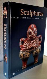 Sculptures : Afrique, Asie, Océanie, Amériques KERCHACHE