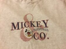 vintage t shirt mickey mouse 80s
