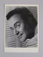 Jack Lemmon Vintage Postcard / Double Oscar Winner