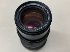 Carl Zeiss 135mm F3.5 MC Sonnar Jena DDR M42 Screw Mount Lens (Fungus on Rim)