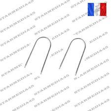 2 CLE EXTRACTEUR AUTORADIO D'ORIGINE RENAULT PEUGEOT CITROEN (111C)