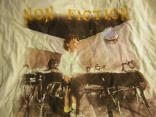 NON FICTION T SHIRT IN THE KNOW VINTAGE 1992 GRUNGE  XL UNUSED ALAN TECCHIO