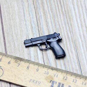 "1/6 Scale Type 92 QSZ-92 Gun Weapon Pistol Military For 12"" Action Figure BBI UK"