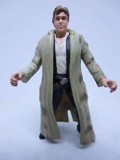 Han Solo Trenchcoat/Endor Incomplete Modern Star Wars SC