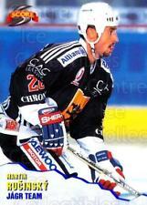 1999-00 Czech Score Blue Jagr Team #13 Martin Rucinsky