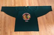 NHL Chicago Blackhawks CCM Adult M Air Knit Hockey Camps Jersey